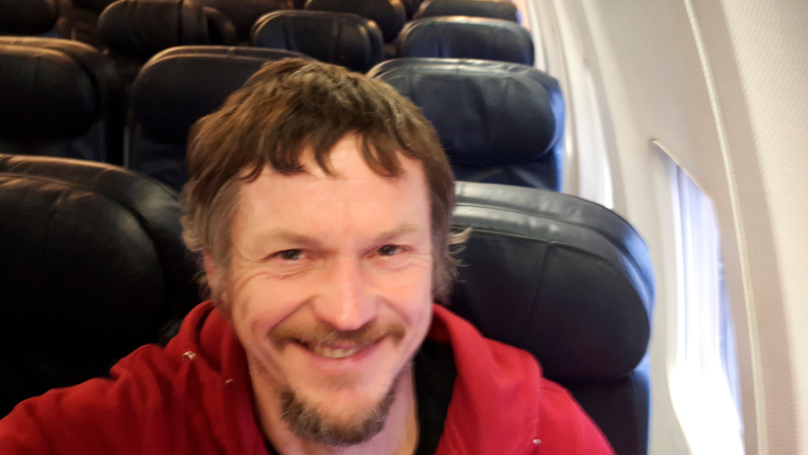 A Lithuanian Man Was The Only Passenger On Flight To Italy