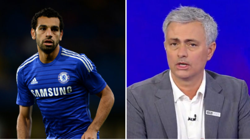 What Jose Mourinho Said About Mo Salah's Struggles At Chelsea