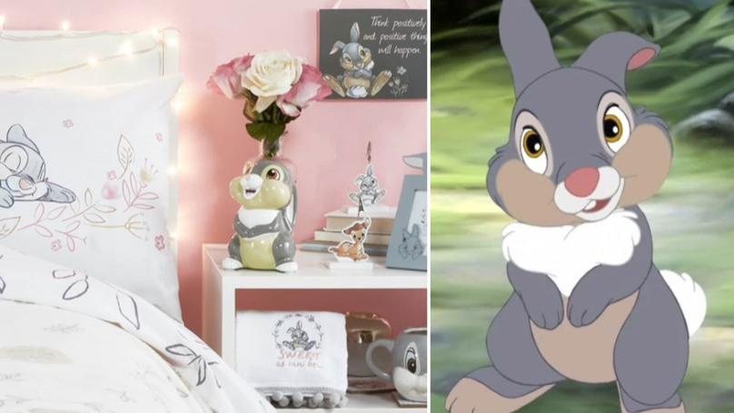 This Adorable Thumper Rabbit Range Is Available At Primark Now