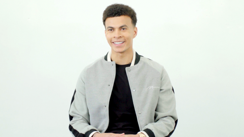 Dele Alli Talks Footballers' Fashion With LADbible In 'Way Back When'