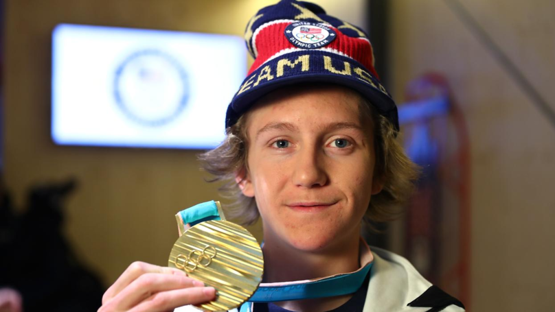 ​Teen Oversleeps After Late Night Of Netflix And Still Wins Olympic Gold