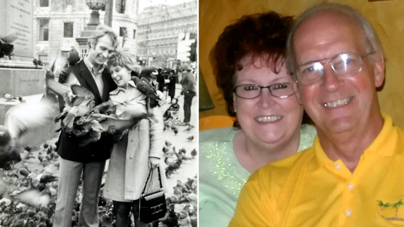 Loved-Up Husband Sends Same Valentine's Day Card To Wife For 40 Years