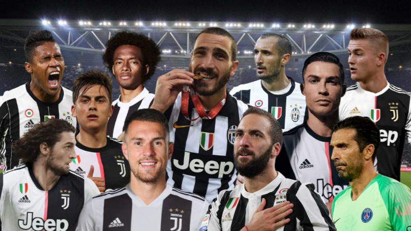 Juventus' Squad Depth Next Season Is Impressive, Especially In Defence