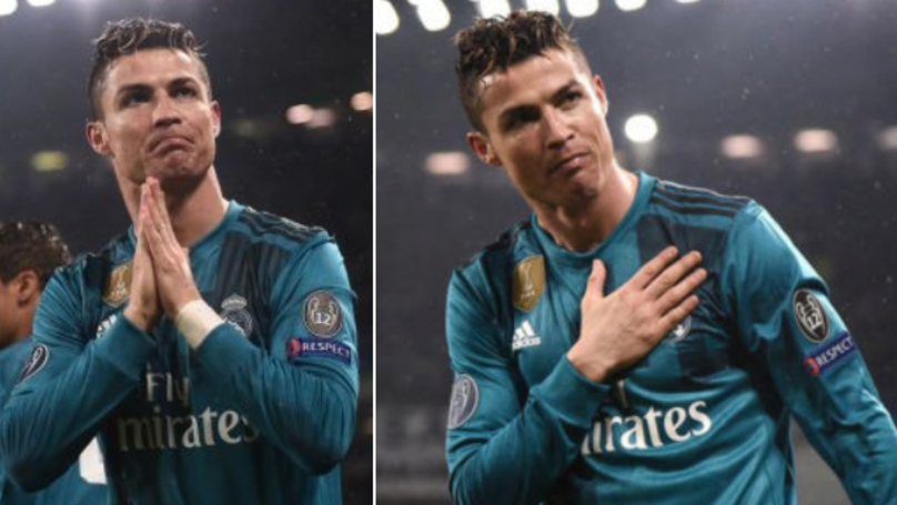 Remembering When Cristiano Ronaldo Thanked Juventus Fans For Standing Ovation