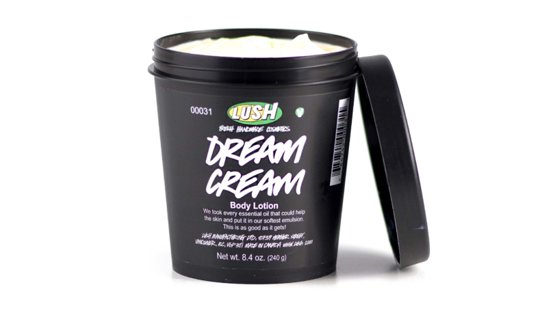 Little Boy's Eczema Clears Up With Lush's Dream Cream