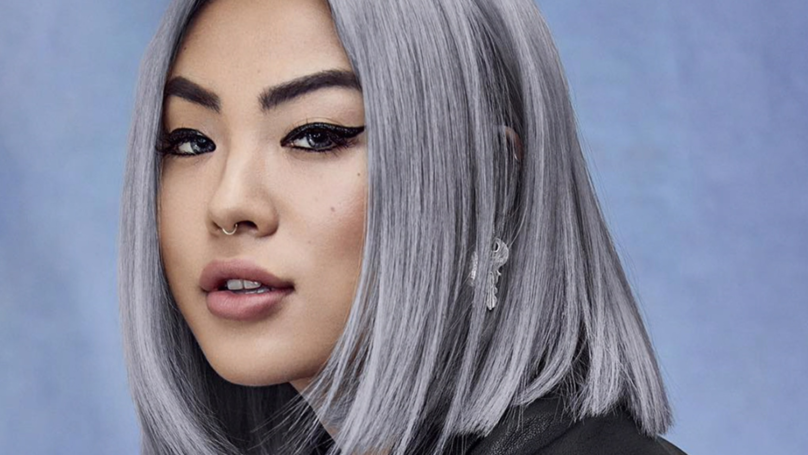 L'Oreal and Vogue Declare Grey Hair The Hottest Shade Of The Year