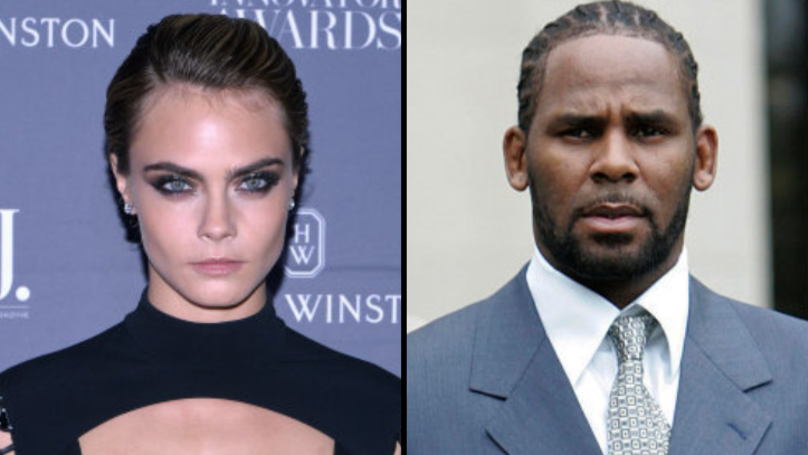Cara Delevingne Loses 50,000 Instagram Followers After Speaking Out Against R. Kelly