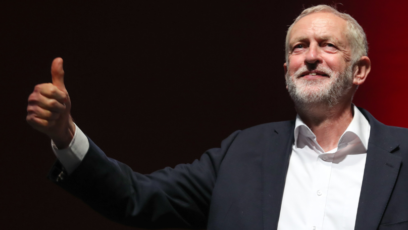 Jeremy Corbyn Says We Will Get St George's Day Off If He Is Voted In