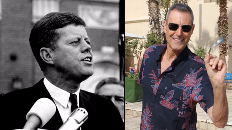 Uri Geller Claims He Was Hired By The CIA To Help Investigate JFK's Assassination
