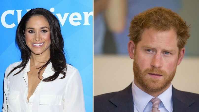Prince Harry Confirms He's Dating Actress But Is Fuming About Interference Into His Personal Life