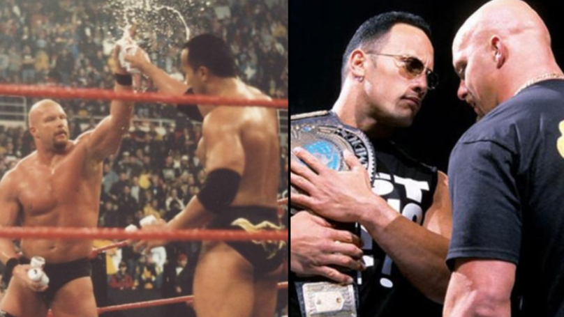 Dwayne 'The Rock' Johnson Reminisces With Stone Cold Steve Austin About Wrestling In The 90s