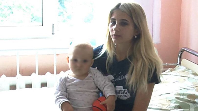 Baby Falls From Fifth-Floor Window But Is Saved By Washing Line