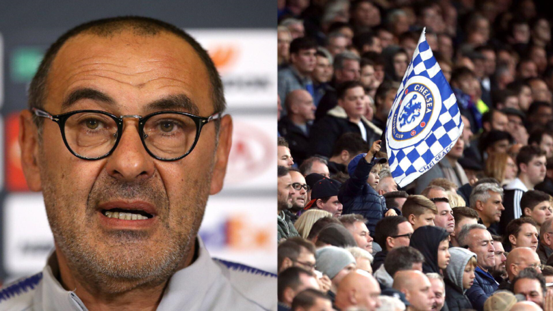 Sarri Has Already Ruled Out The Premier League Returning To Stamford Bridge