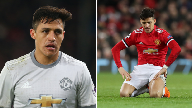 Manchester United Fans Have Rated Only 3 Players Worse Than Alexis Sanchez