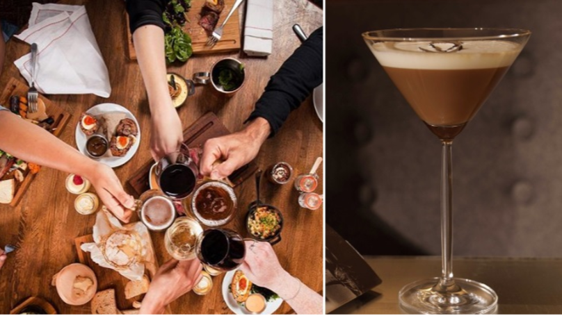 There's Now A Bottomless Espresso Martini Brunch In London