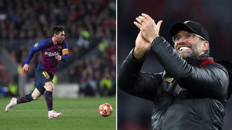 Liverpool Boss Jurgen Klopp Names His Six Favourite Teams To Watch