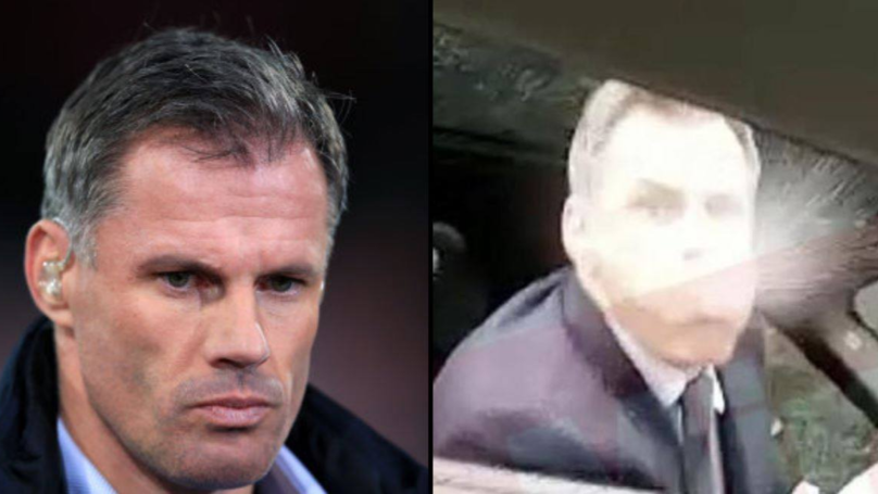 Jamie Carragher Suspended By Sky Sports Following Spitting Incident
