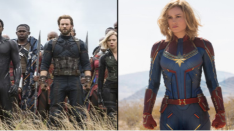 'Avengers 4' And 'Captain Marvel' Trailers To Drop This Week