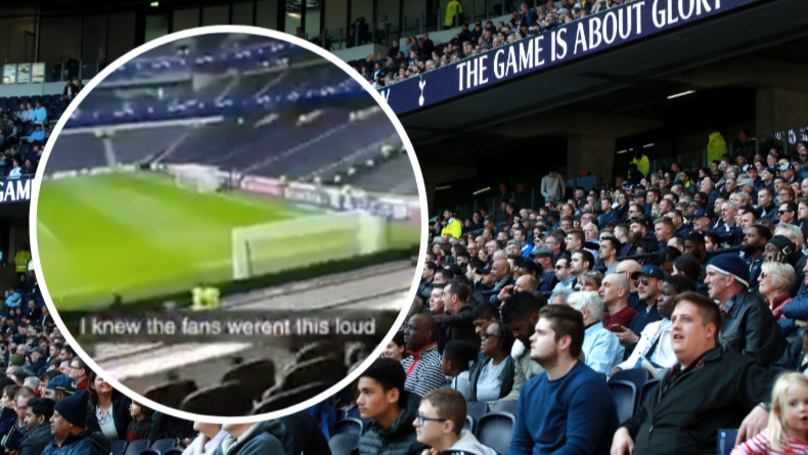 Fans Accuse Spurs Of Using 'Fake Chants' To Increase Noise Levels At New Stadium