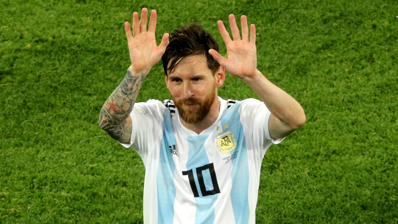 Lionel Messi Won't Play For Argentina Again This Year