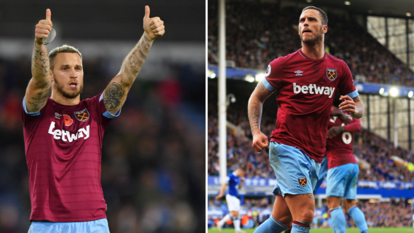 Manchester United To Offer £50 Million For Marko Arnautovic