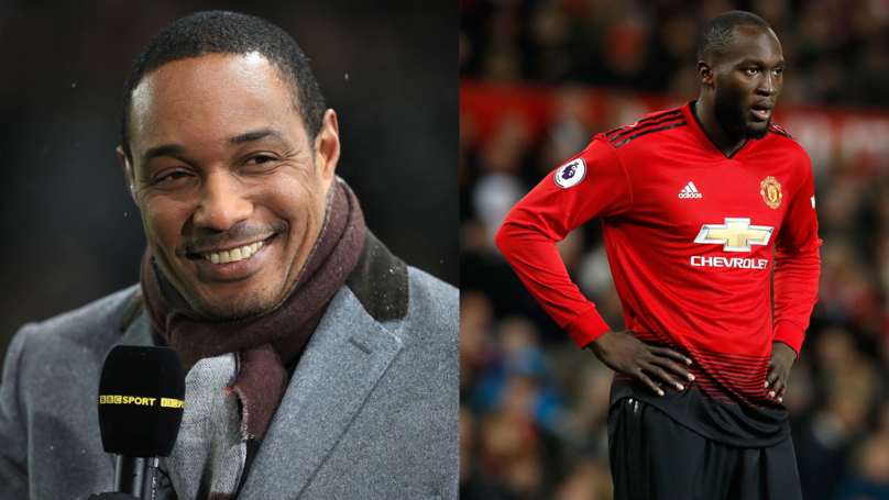 Paul Ince Claims Man United Would Be 'Mad' To Start Lukaku