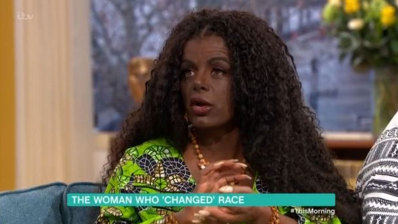 White Woman Who Claims She's 'Turned Black' Due To Injections Wants To Move To Africa