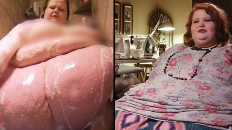 Woman Makes Incredible Transformation After Shedding More Than 200 Kilograms