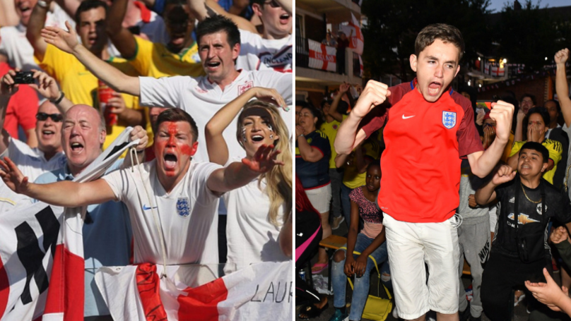 Football Is Brits' Biggest Passion, According To Study