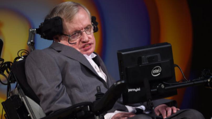 BREAKING: Stephen Hawking Dies, Aged 76