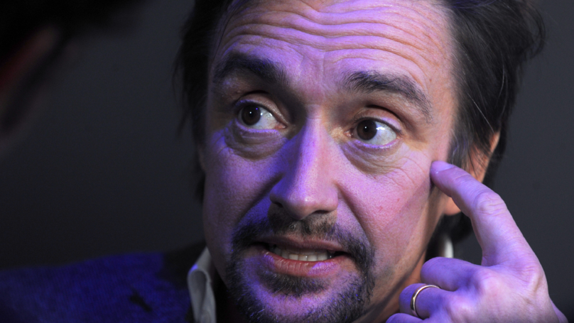 Richard Hammond 'Burgled At Country Castle'