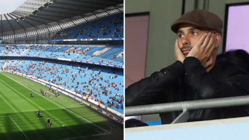Manchester City Supporters Group Has Embarrassing Reason For Bad Attendance