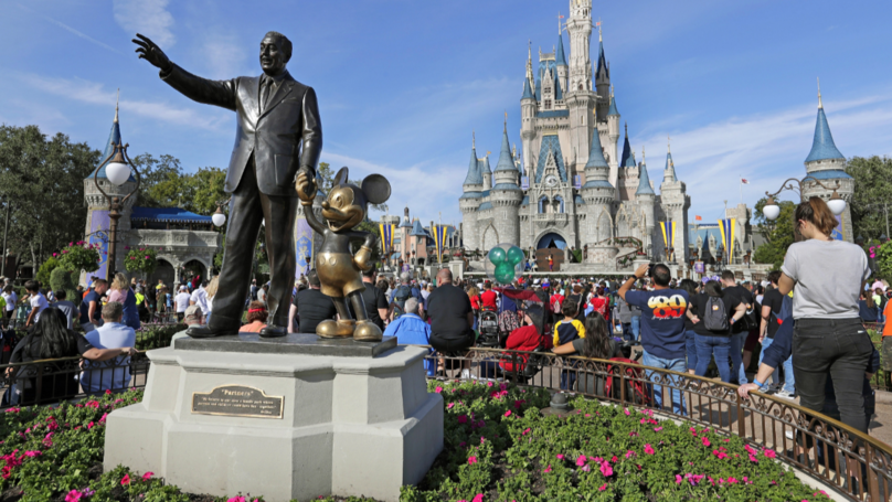 Disney Will Ban Smoking Within Its Theme Parks From May