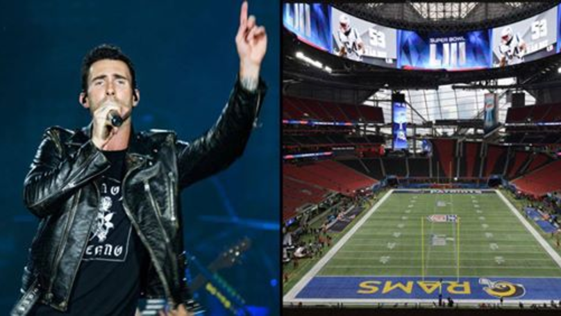 Maroon 5 Donate Entire $500,000 Super Bowl Fee To Children's Charity