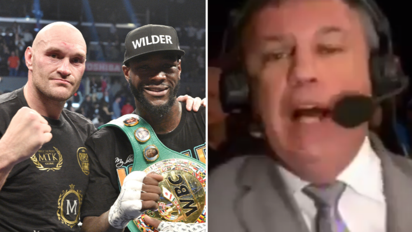 Teddy Atlas Sums Up Everyone's Feelings In Epic Rant About Controversial Decisions