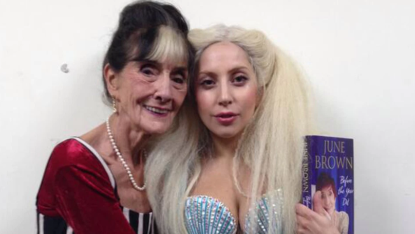 Dot Cotton Actor June Brown Says Lady Gaga Invited Her To Go Clubbing