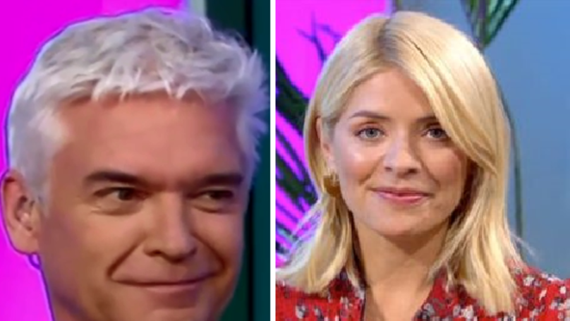 WATCH: ​​Holly Willoughby Appears To 'Drop The C-Word' On This Morning