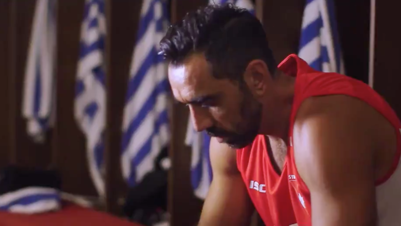 Trailer For Documentary About The Racism Adam Goodes Copped In AFL Is Here