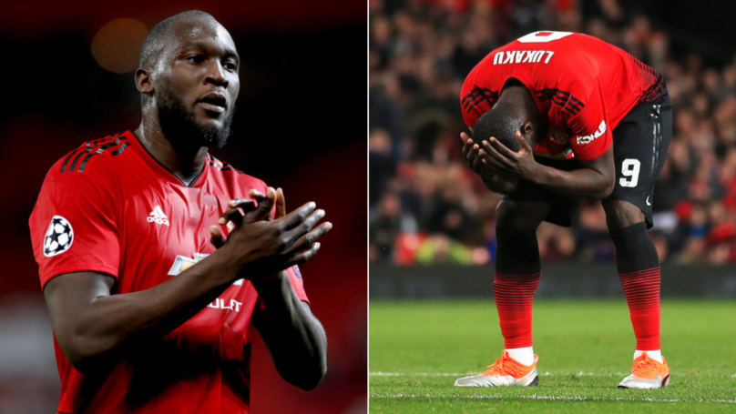 The Theory About Why Romelu Lukaku Is So Ripped Is Doing The Rounds Again