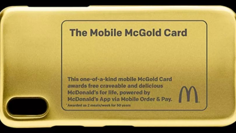 McDonald's Confirms Its Gold Card Is Real And They're Giving One Away