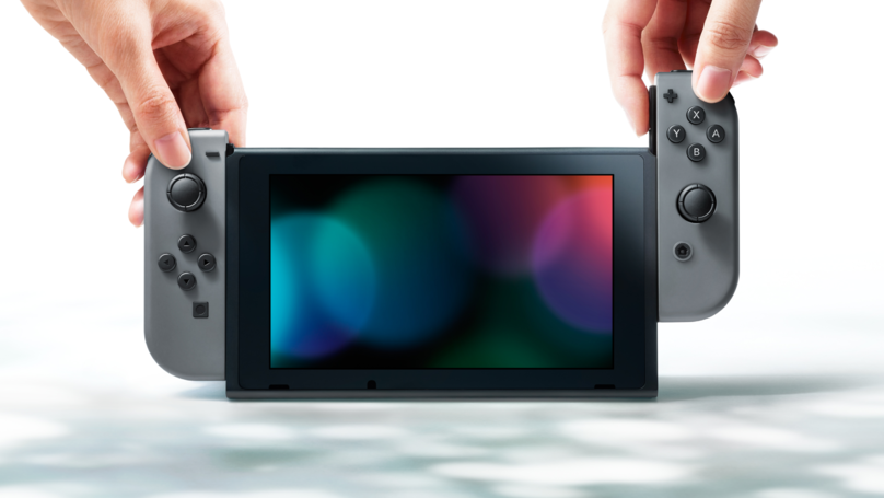 ​There Might Be Two New Versions Of The Switch This Year