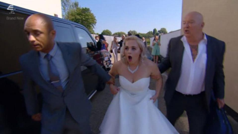 'Don't Tell The Bride' Viewers Reckon Last Night's Episode Was 'Cringiest' Ever