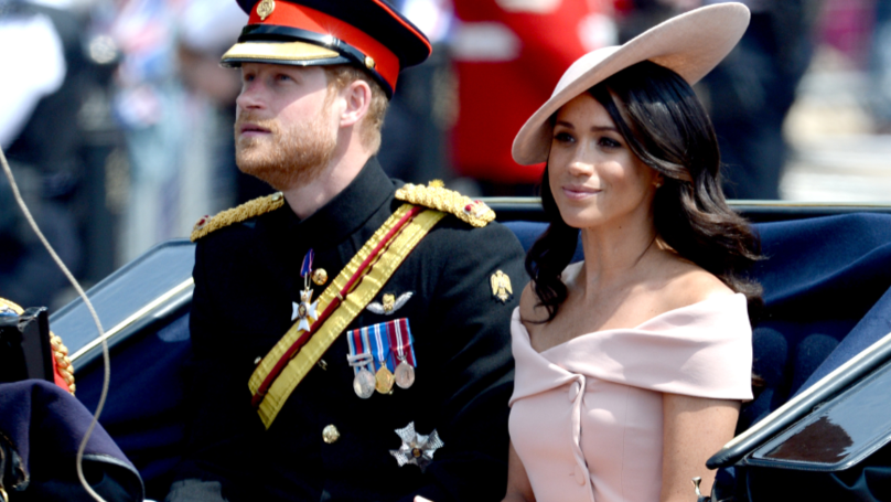 ​Meghan Markle Comes Under Fire For Royal Engagement Outfit
