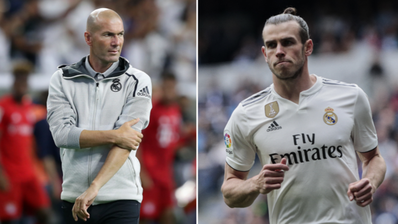 "Gareth Bale ""Very Close"" To Leaving Real Madrid, Says Zinedine Zidane"