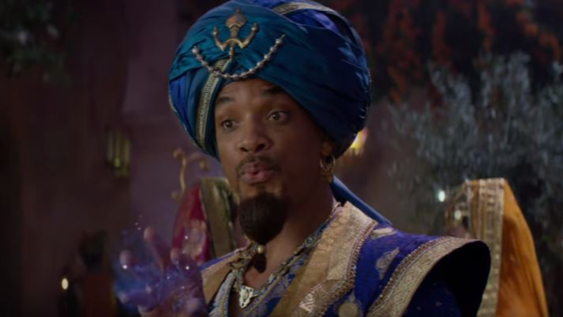 Disney Just Released The Full 'Aladdin' Trailer And It's A Whole New World