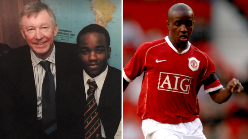 Former Manchester United Youngster Febian Brandy Is Helping The Talent Of Tomorrow