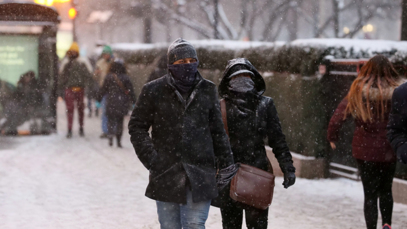 This Is Why Women Feel The Cold More Than Men