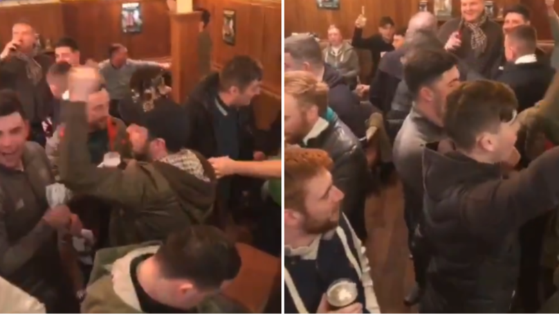 Celtic Fans Filmed Singing 'I Hope You Die In Your sleep, Brendan Rodgers'