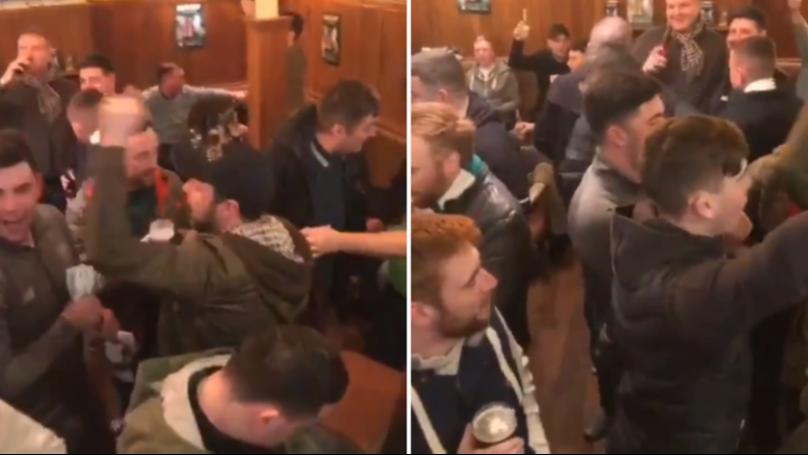 Celtic Fans Filmed Singing 'I Hope You Die In Your sleep, Brendan Rodgers'