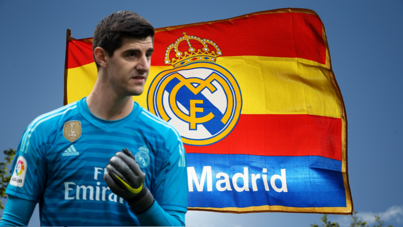 Real Madrid's Thibaut Courtois Has Been Named The Best Goalkeeper Of 2018